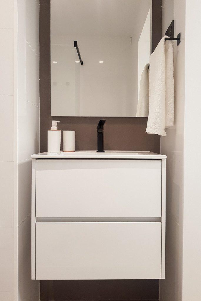 Zuri Zuri baño principal reformado