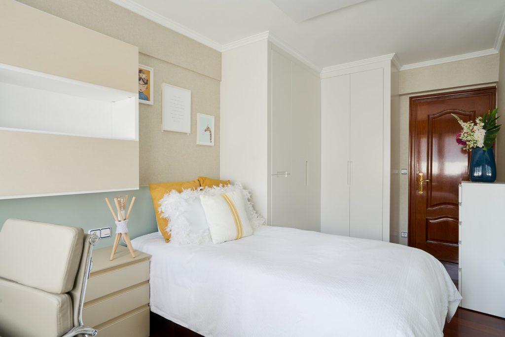Dormitorio Aritza - Reforma parcial Igorre