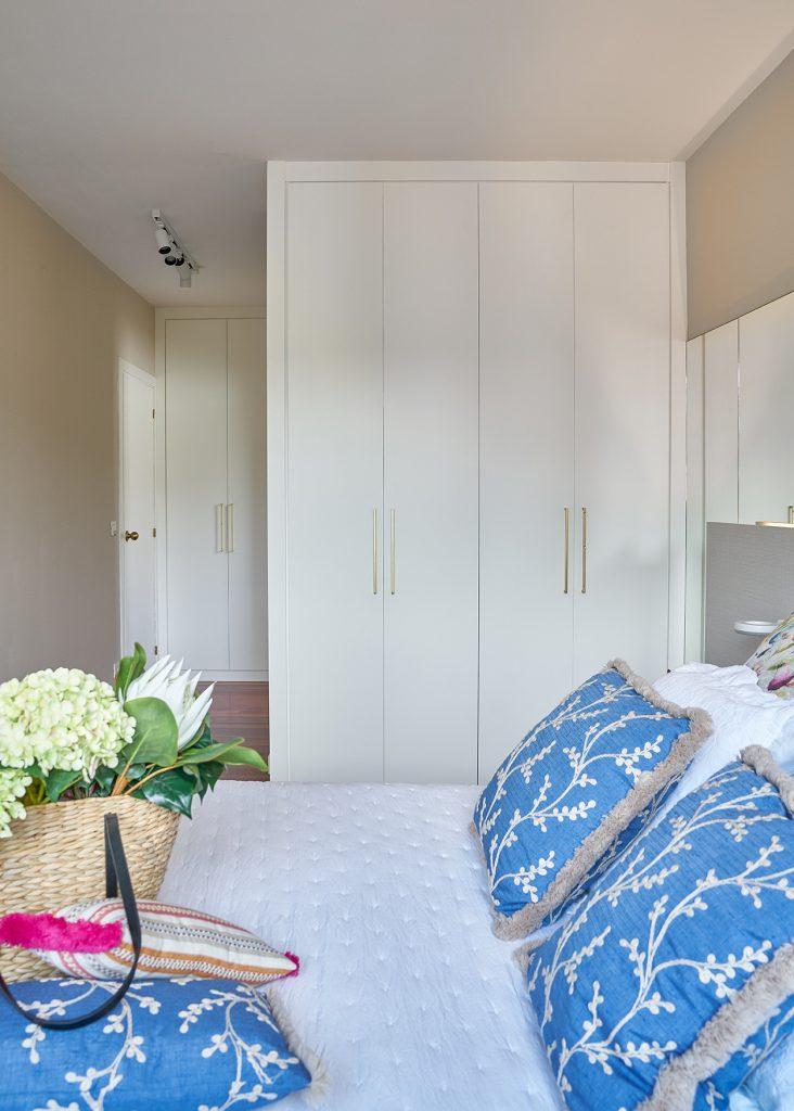 Dormitorio WHALE proyecto de decoración