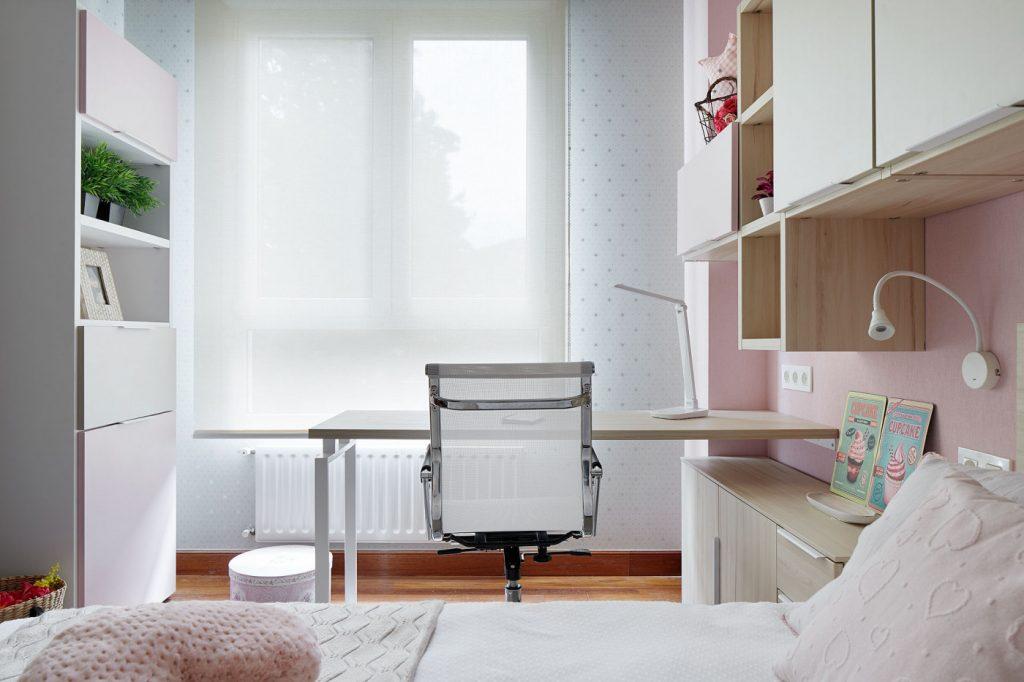 Zona escritorio dormitorio juvenil Izarra