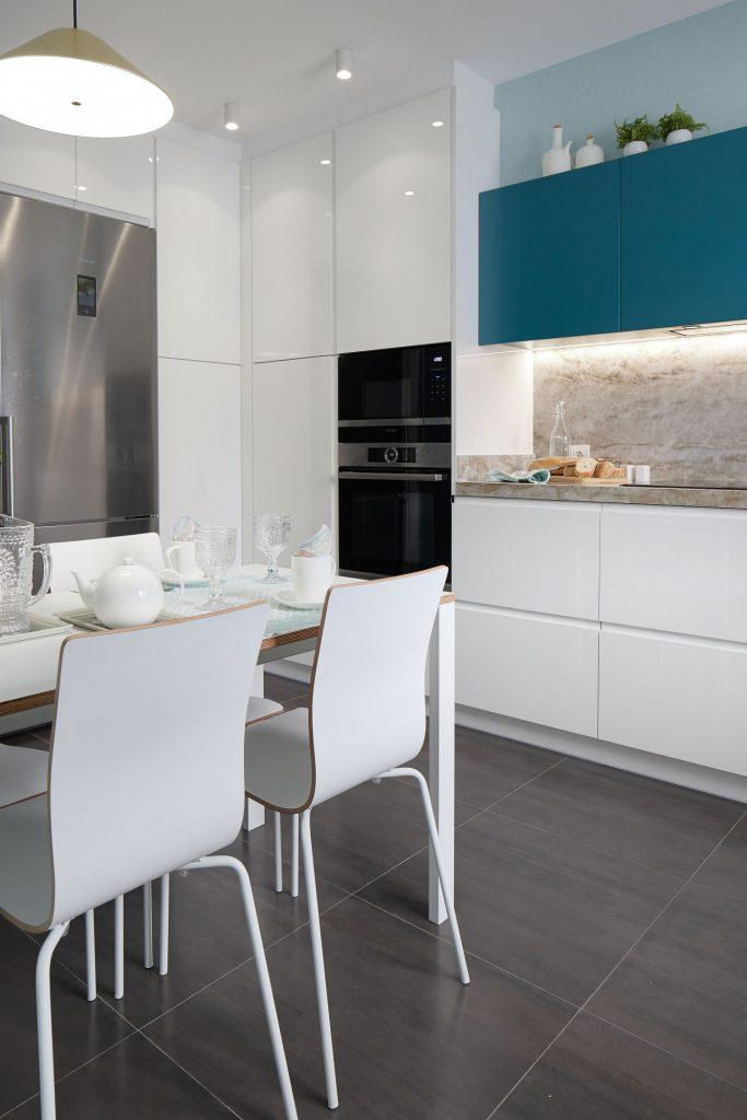 Casa URDIN Cocina