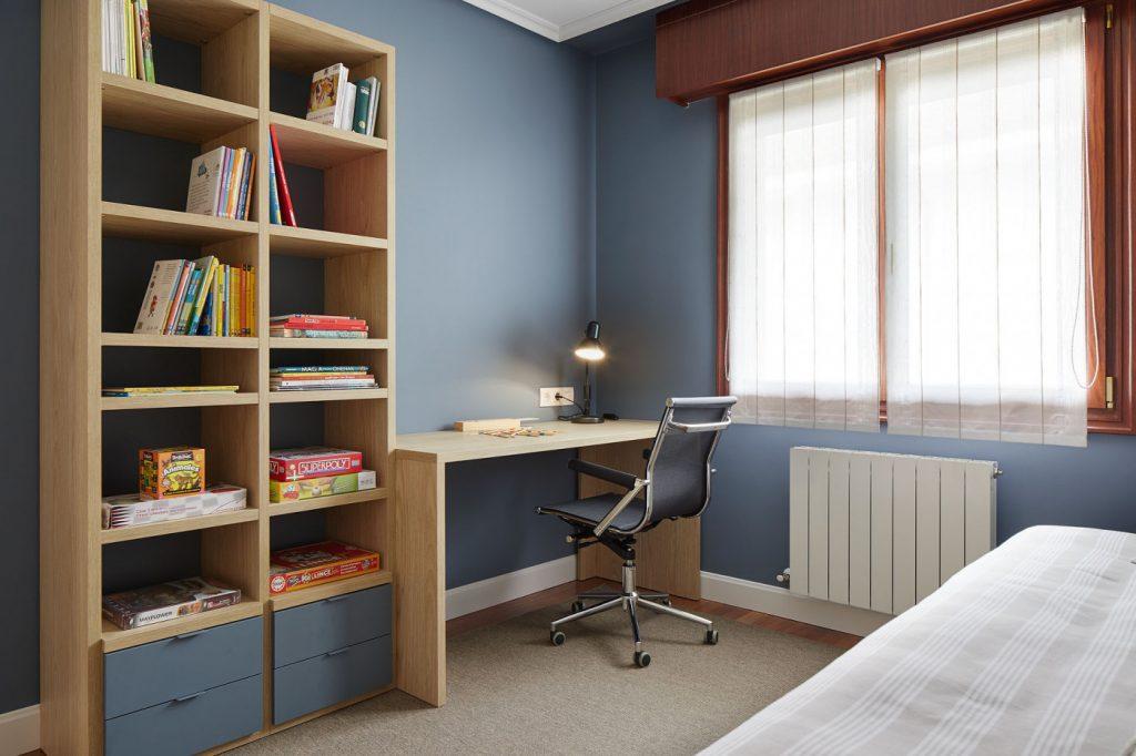 Dormitorio juvenil azul Casa URDIN