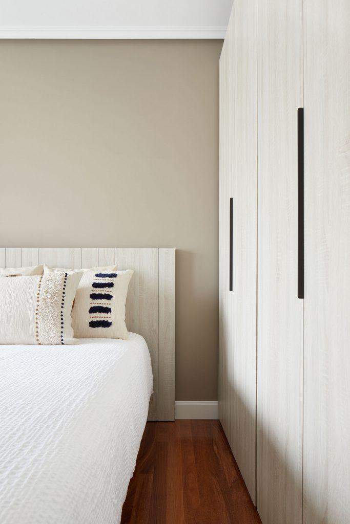 Detalle dormitorio juvenil Casa URDIN