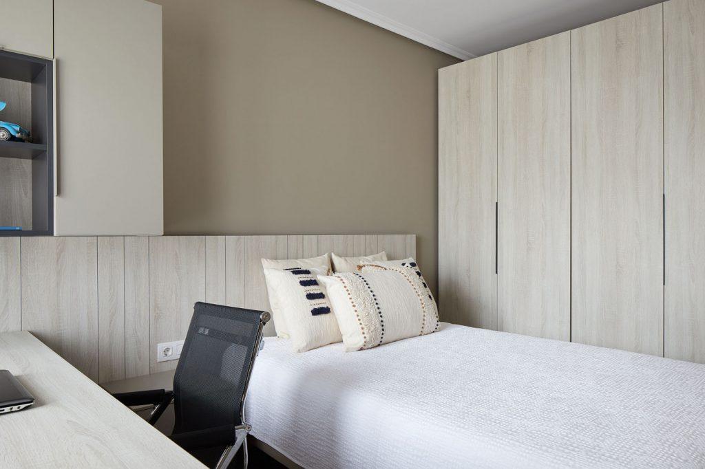 Armario dormitorio juvenil Casa URDIN