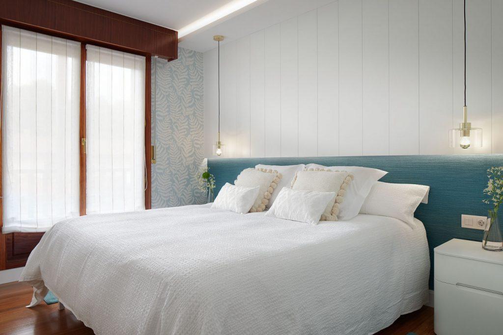 Dormitorio principal Casa URDIN