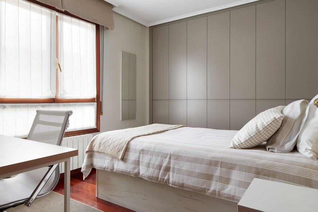Dormitorios GAZTEA - Dormitorio Beige, vista completa