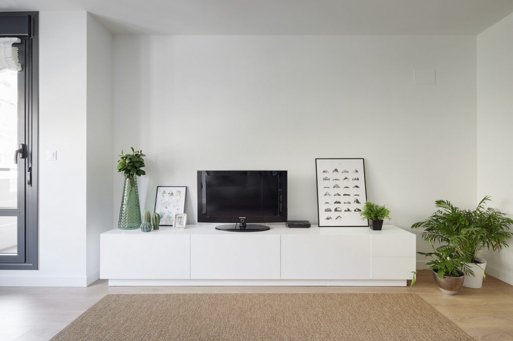 Mueble de televisión de Casa Oliva