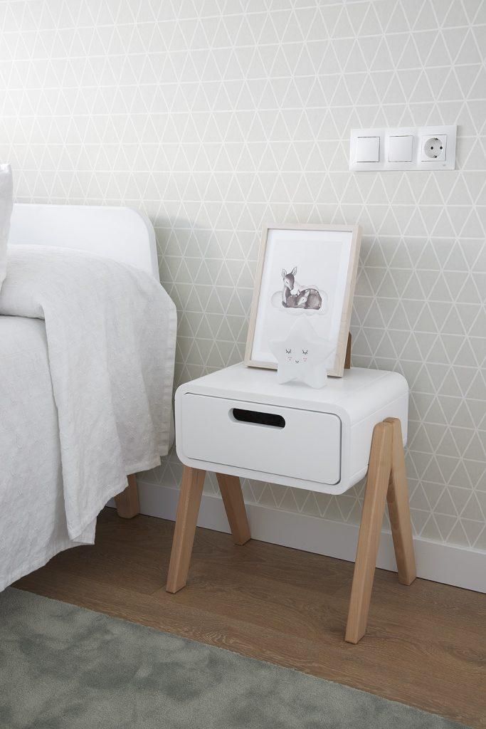 Mesilla dormitorio juvenil de Casa Oliva
