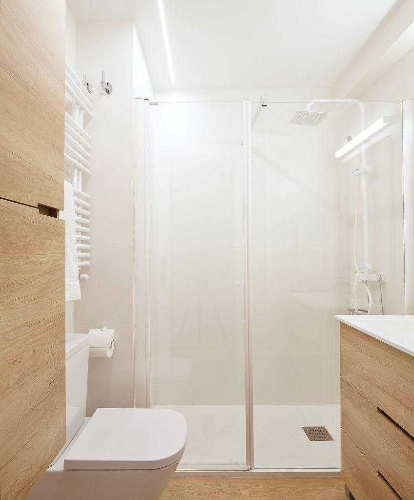 Cuarto de baño dormitorios juveniles de Casa Rainbow