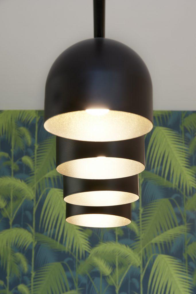 Lámpara colgante del comedor de Casa SUE