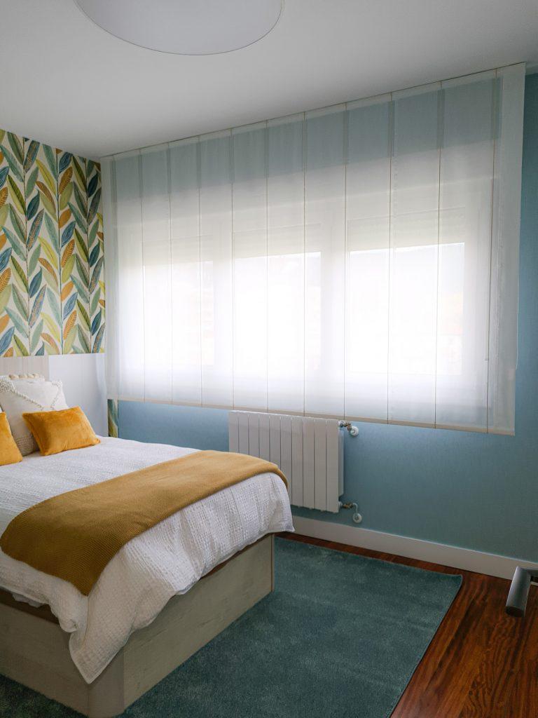 Resultado dormitorio juvenil de Casa BIZIA