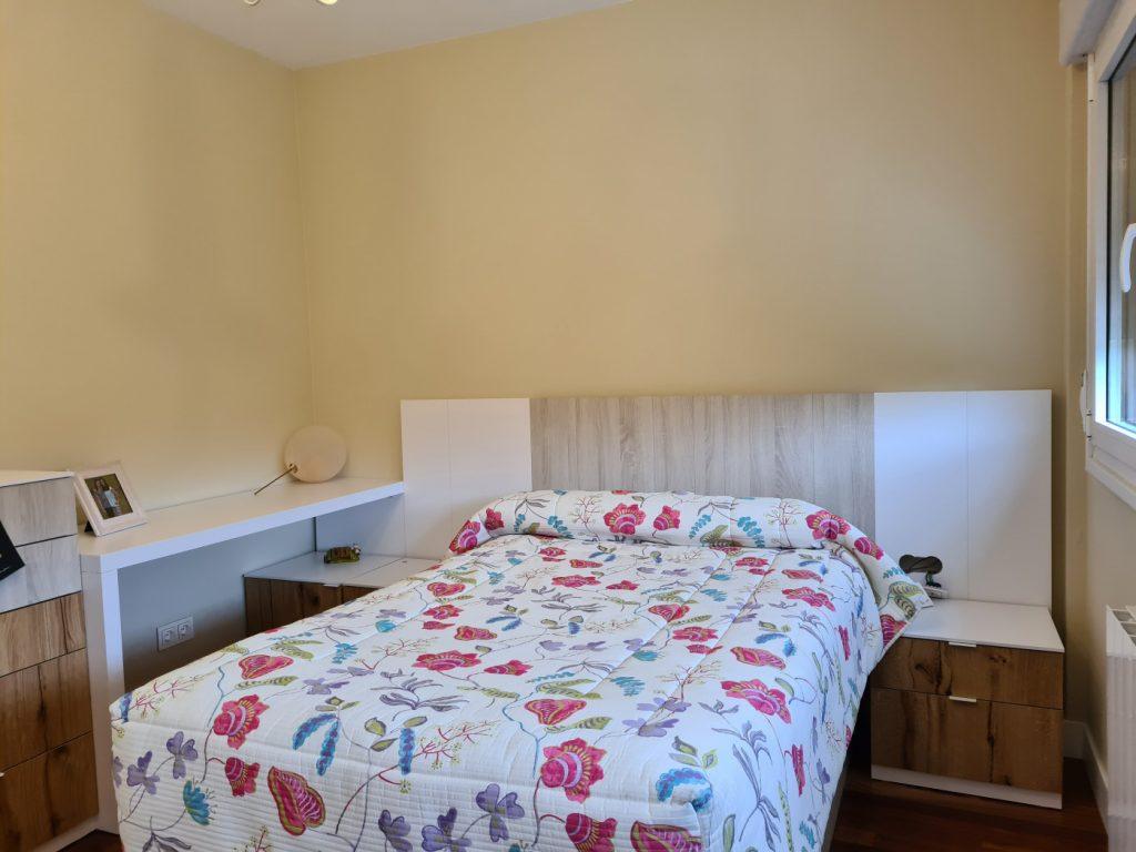ANTES dormitorio juvenil de Casa BIZIA