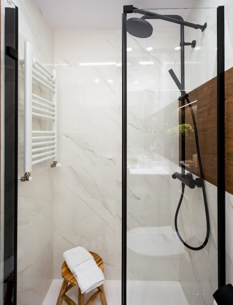 Baño reformado de Casa London