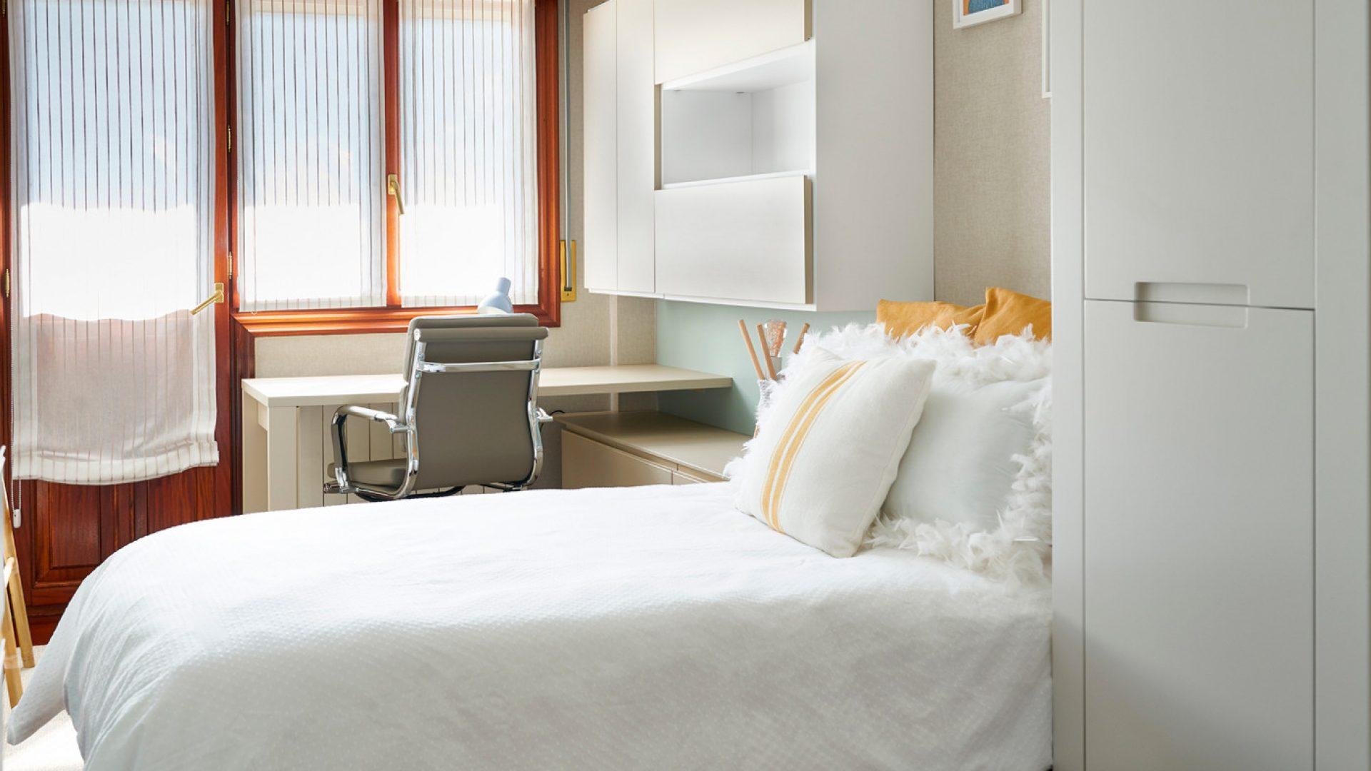 Dormitorio juvenil Reforma parcial Igorre