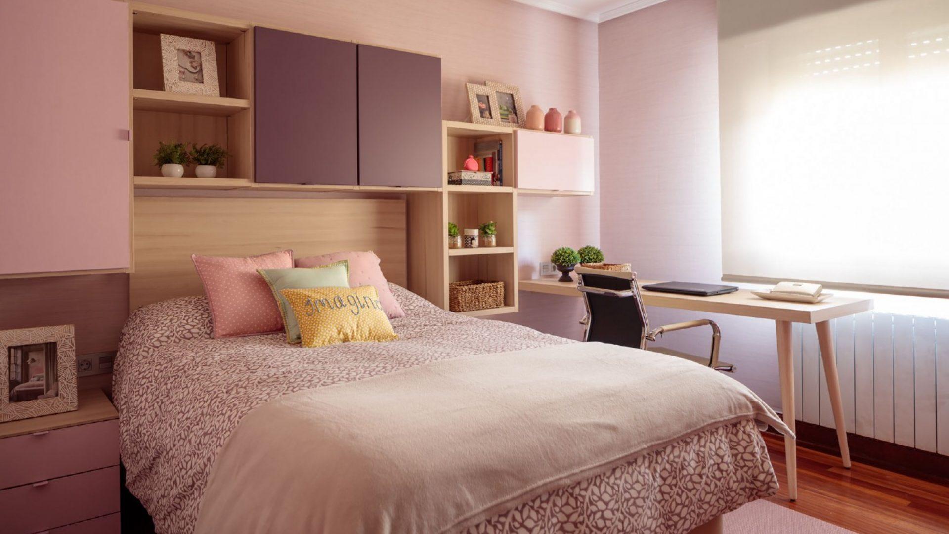 mugarri-decoracion-habitacion-juvenil-rosa-violeta 01